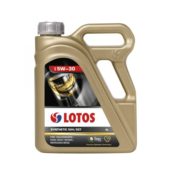 LOTOS_Synthetic_504_507_5W-30_4l