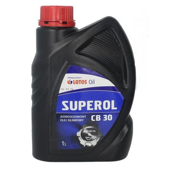 Superol-CB-SAE-30-1L